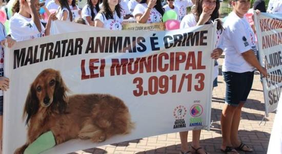 marcha da defesa animal1
