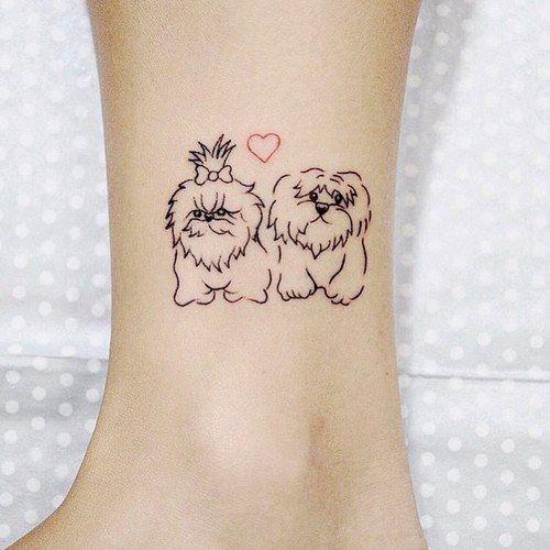 pet tatuagem