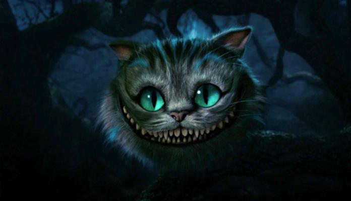 Gato de Cheshire – o gato de Alice no país das maravilhas
