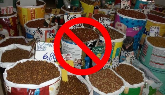 Motivos para não comprar ração a granel | Portal dos Cães e Gatos