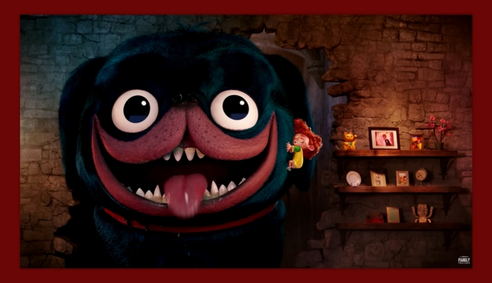 Hotel Transylvania 3 estreará com um enorme filhote de Pug